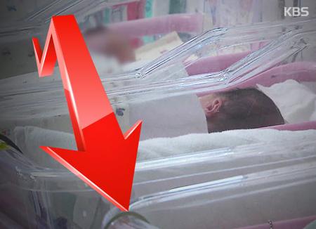 聚焦韩国低生育率