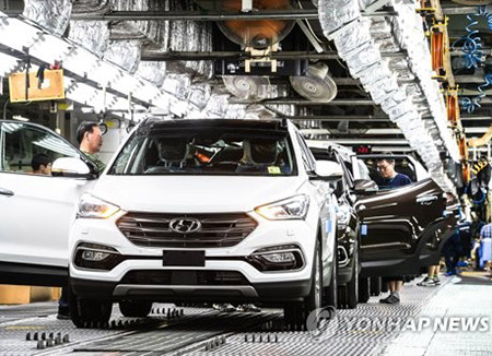 Grave Challenges Facing Korean Automobile Industry