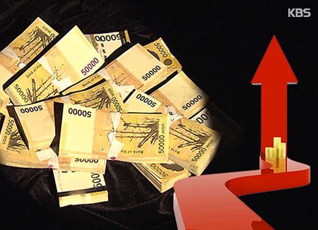 Tỷ giá hối đoái won-USD hạ xuống mức thấp nhất trong vòng hơn ba năm