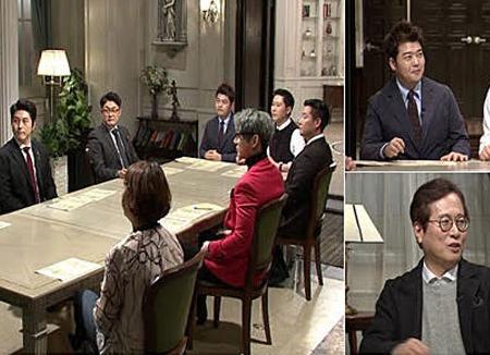 Koreaner und Entertainmentshows