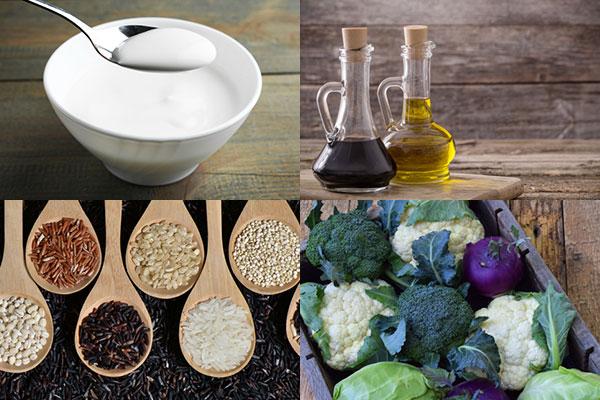 4 أطعمة  تساعد على التخلص من الدهون الحشوية