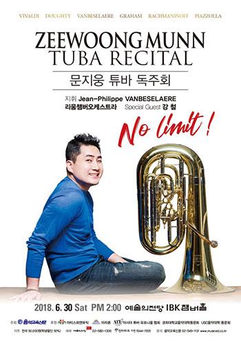 Récital de tuba de Munn Zeewoong