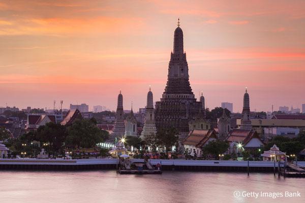 العاصمة التايلاندية