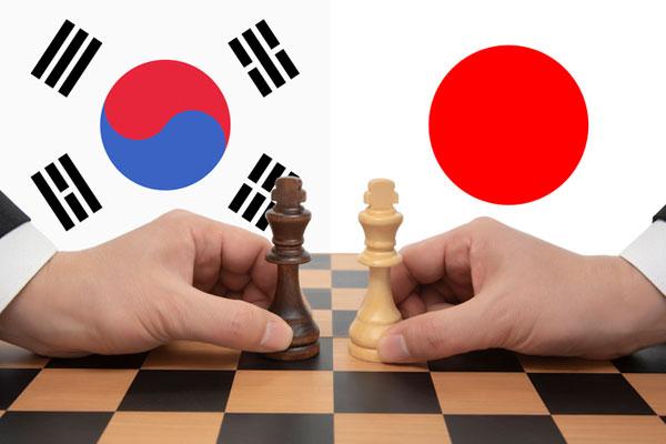 ارتفاع حدة الخلافات بين كوريا واليابان