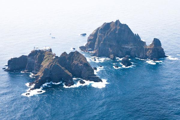 إنشاء صندوق بريد للسياح في جزيرة دوك دو الكورية