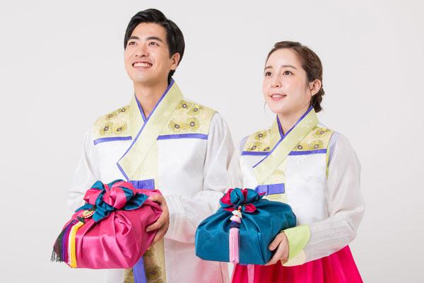 استعدادات كورية للاحتفال بعيد الحصاد تشو سوك في سبتمبر
