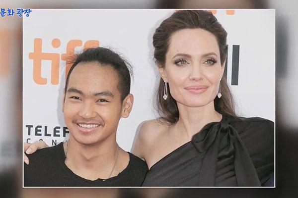 زيارة الممثلة الأمريكية العالمية أنجلينا جولي لكوريا