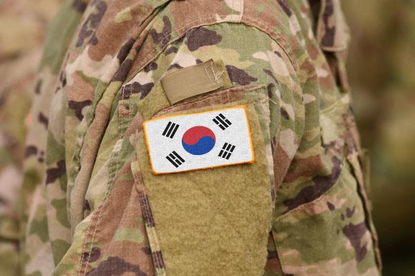 كوريا تشهد تعيين أول امرأة في صفوف القوات العسكرية الكورية