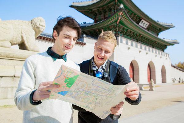 الثقافة الشعبية الكورية هي عنصر الجذب الأول للسياح الأجانب