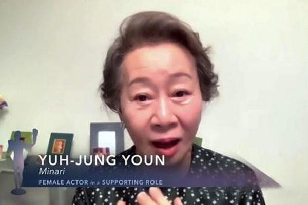 تصريحات يون يو جونغ في حفل بافتا تثير إعجاب البريطانيين