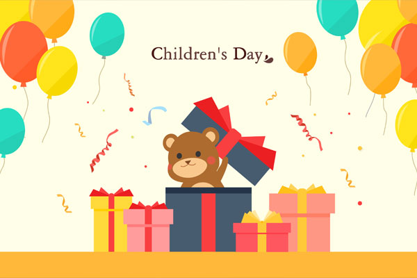 ارتفاع إنفاق الأسر على هدايا يوم الطفل
