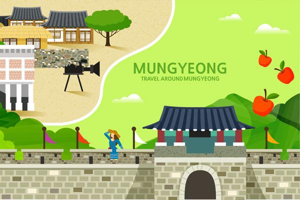 جهود لإحياء مدينة مون كيونغ من احتمال الاختفاء