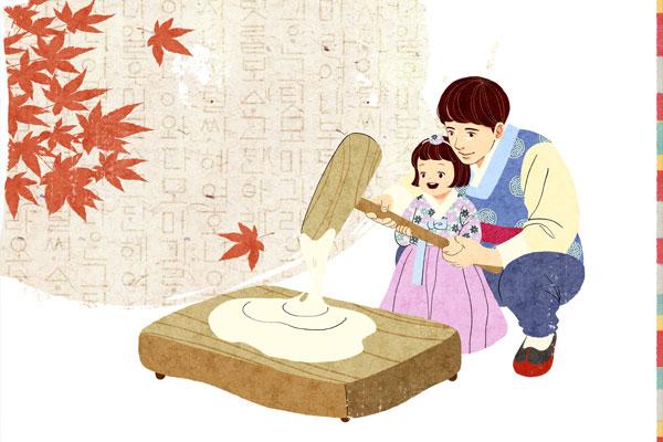 تسجيل ثقافة صنع كعك الأرز كمادة ثقافية وطنية غير ملموسة