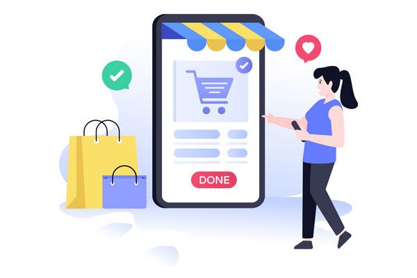 زيادة نسبة التسوق عبر الإنترنت وسط جيل الشباب