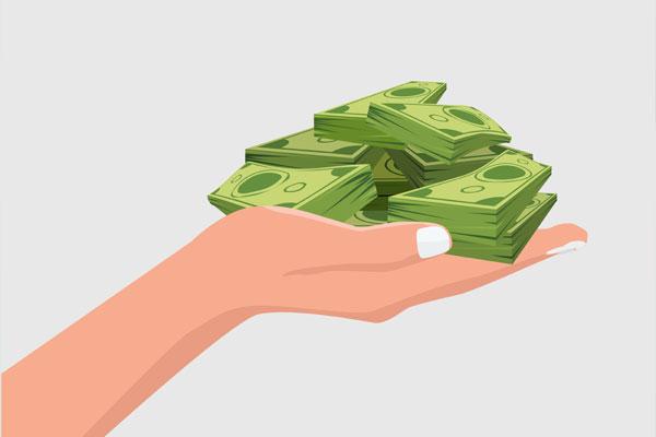 تزايد عدد الموظفين الذين يعانون من صعوبات مالية