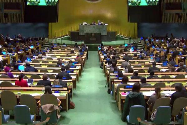 عرض ثقافي كوري في مقر الأمم المتحدة بنيويورك