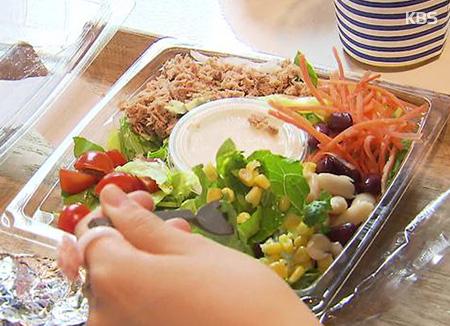 إقامة المهرجان الثالث للأطعمة الخاصة بالنباتيين في سيول