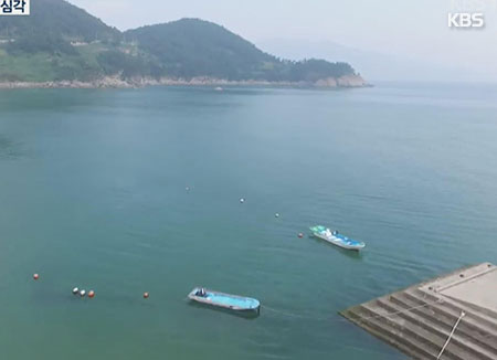إنشاء مرصد في عمق البحر في الساحل الشرقي بمقاطعة كانغ وان