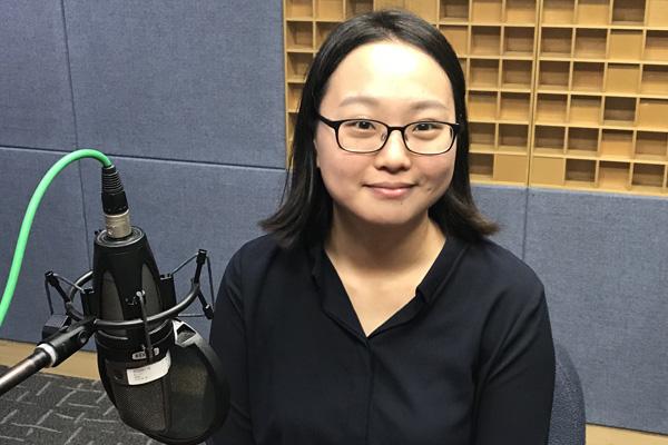 ندا كيم يون جو: الثقافة الإسلامية جميلة جدا