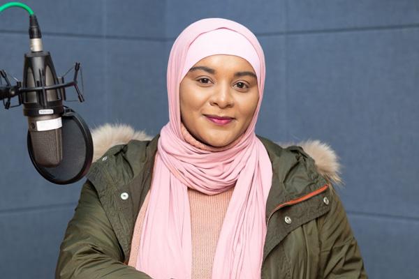 عائشة رمضان: لا شيء مستحيل