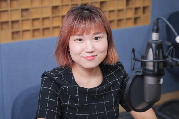 جنة كوريا : أطمح  لتطوير قناتي لتكون همزة وصل بين الثقافتين العربية والكورية