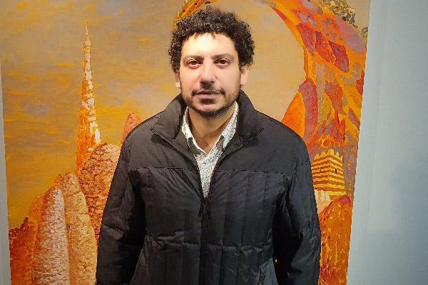 الفنان وائل شوقي: الحوار بين عالم الأحلام والواقع