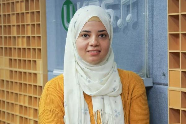 الدكتورة هبة محمد: درستُ اللغة الكورية بناء على قرار منطقي