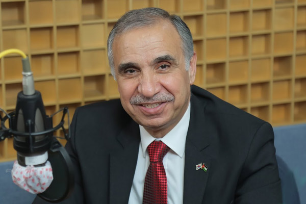 السفير د. عادل العضايلة: نركز على الجانب التجاري والاقتصادي مع كوريا