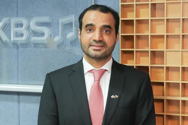 السفير زكريا السعدي: هدفي هو تعزيز وتنمية العلاقات بين كوريا وسلطنة عمان