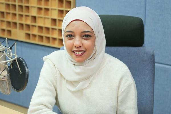 نور الدمرداش: أول طالبة عربية في مدرسة الأحلام للفنانين في كوريا الجنوبية
