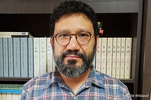 Simon Kim au SIBF 2018