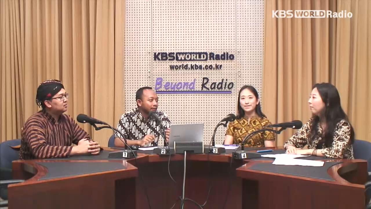 Gamelan di Korea – Sugiarto, Lee Jaeran, Jeon Hyobin
