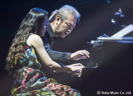 Pianists Chong Park & Chiharu Aizawa of Duo Vivid