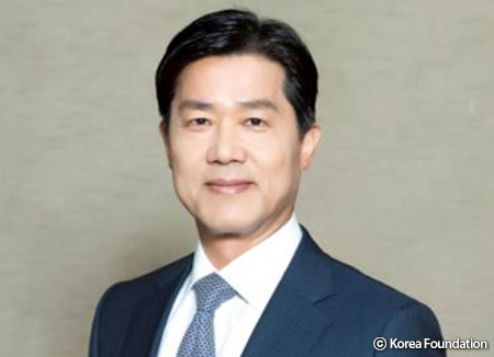 Sihyung Lee, President of Korea Foundation