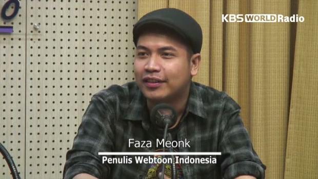 Penulis Webtoon Indonesia – Faza Meong