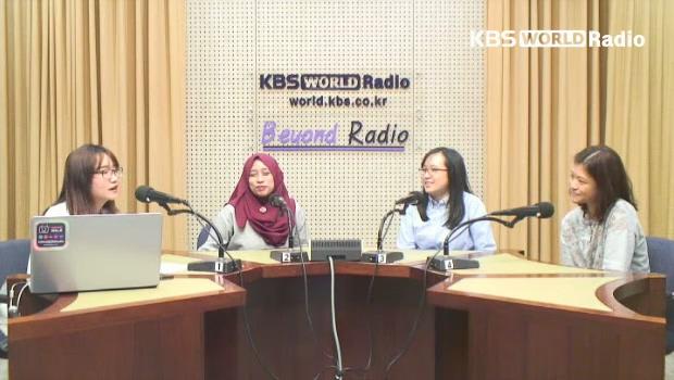 Talkshow Perempuan Indonesia & Suami Korea – Ana K, Ancilla, Nikita