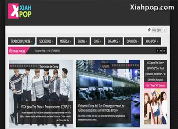 Xiahpop.com difunde la cultura coreana en el mundo online