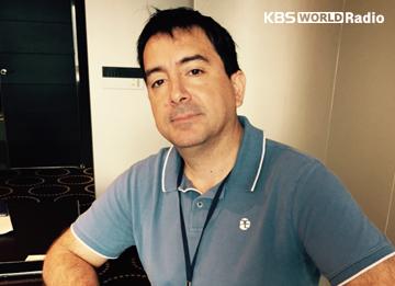 Corea desde el punto de vista de un periodista chileno
