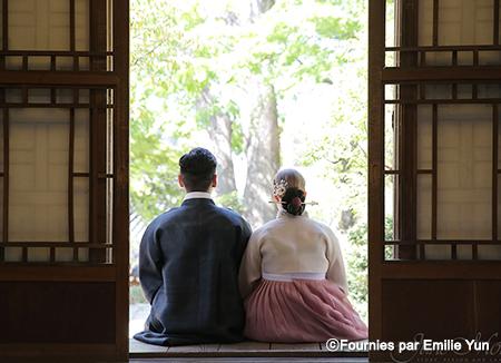 Le mariage traditionnel coréen