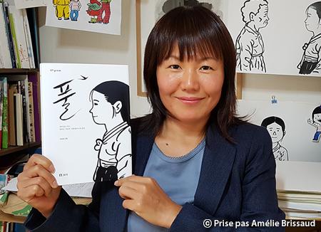 Les femmes de réconfort dessinées par Keum Suk Gendry-Kim