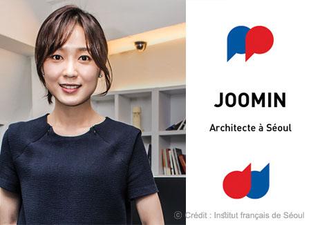 Kim Joo-min, architecte francophone