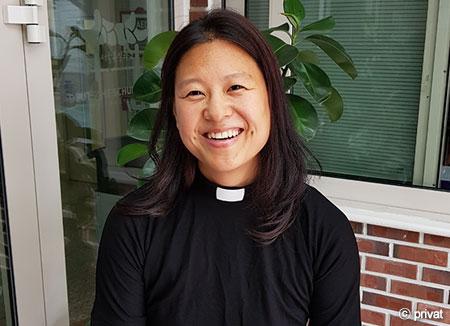 Eine deutsche Pfarrerin in Seoul