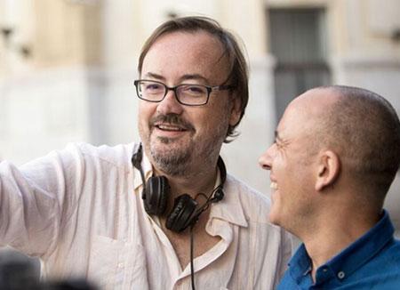Manuel Martín Cuenca presenta 'El Autor' en el BIFF