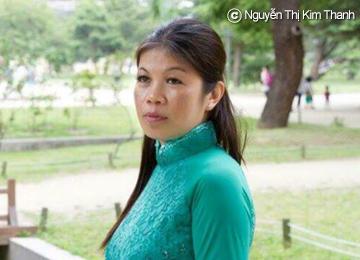 Cô dâu Việt kinh doanh áo dài truyền thống tại Hàn Quốc