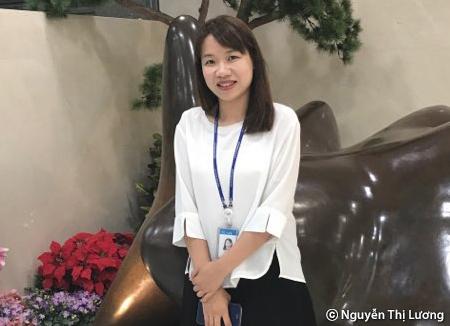 Câu chuyện về những nỗ lực để khẳng định bản thân của một cô dâu Việt hiện là nhân viên tại trụ sở chính một ngân hàng lớn của Hàn Quốc