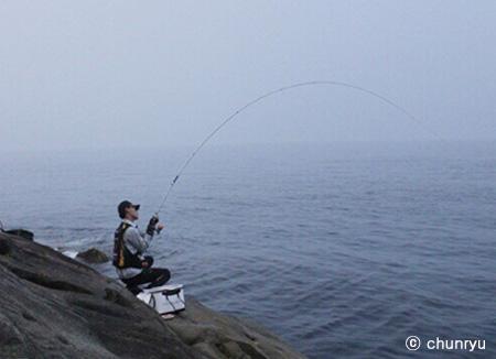 韓国の釣り産業の発展をリードする「チョンリュ」