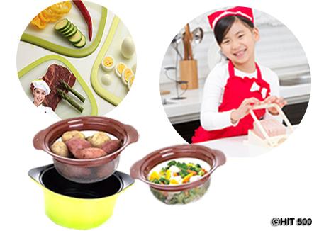 アイデアが際立つ厨房用品で注目されている「チンハン工業」