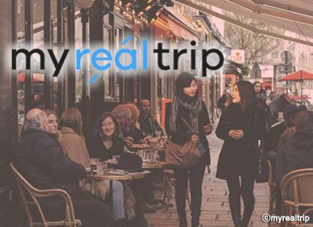 旅行アプリで注目されている「マイ・リアル・トリップ」