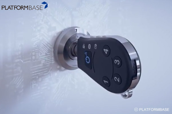 Platform Base, des clés éléctroniques en toute sécurité