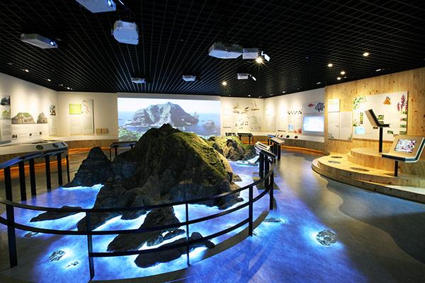 Das Dokdo-Museum in Seoul